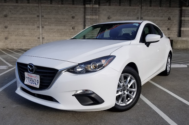 Mazda San Francisco >> Rent A White Mazda Mazda3 In San Francisco Getaround