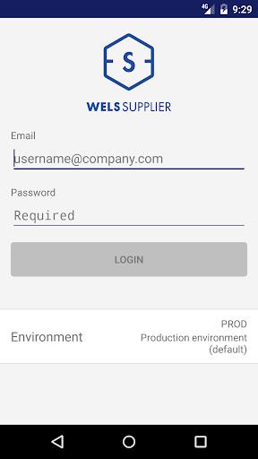WELS Supplier Warehouse 1.0.5 screenshots 1