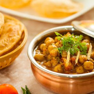 Punjabi Chhole – Chana masala