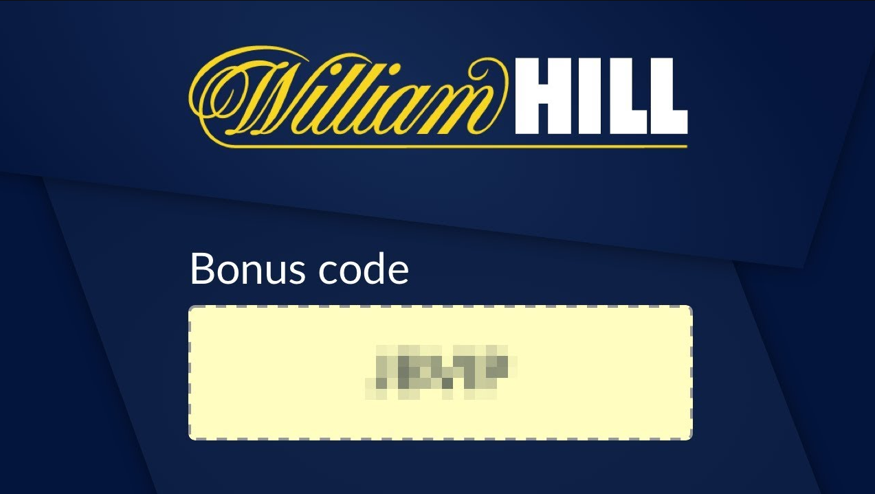 William Hill промокод