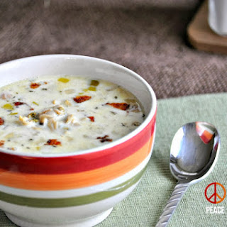 Crock Pot Clam Chowder – Low Carb, Gluten Free