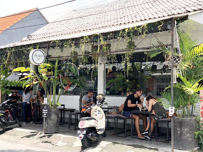 Ruko Cafe, Canggu