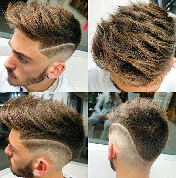 How To Choose A Good Hairstyle For Guys : Trendy popular men haircut android apps on google play