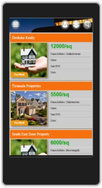 Bangalore Property Deals- screenshot