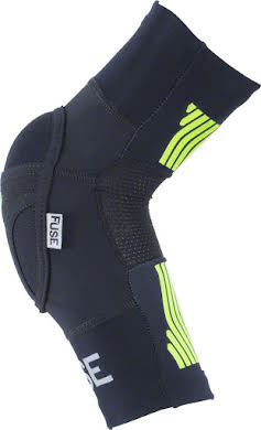 Fuse Protection Omega Elbow Pad - Black/Neon Yellow, 3X-Large, Pair alternate image 1