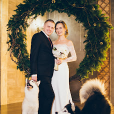 Wedding photographer Anastasiya Bogdanova (Bogdasha). Photo of 21.12.2017