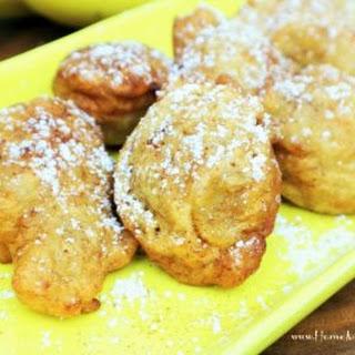 Vegan Banana Fritters Recipes.