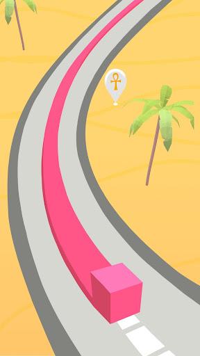 Télécharger Gratuit Color Adventure: Draw and Go APK MOD (Astuce) screenshots 2