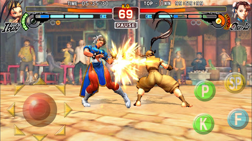 Street Fighter IV Champion Edition 1.00.03 screenshots 24