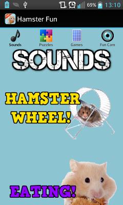 Hamster Games - screenshot