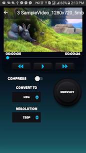 Video Converter & Compressor (MP4, AVI, MOV, MKV) apk download 3