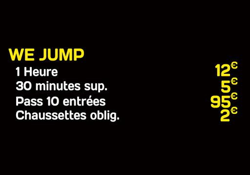 we jump tarifs