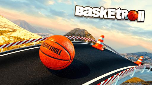 BasketRoll 3D: Rolling Ball 2.1 screenshots 1