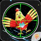 Invasores de Pollo: Espacio icon