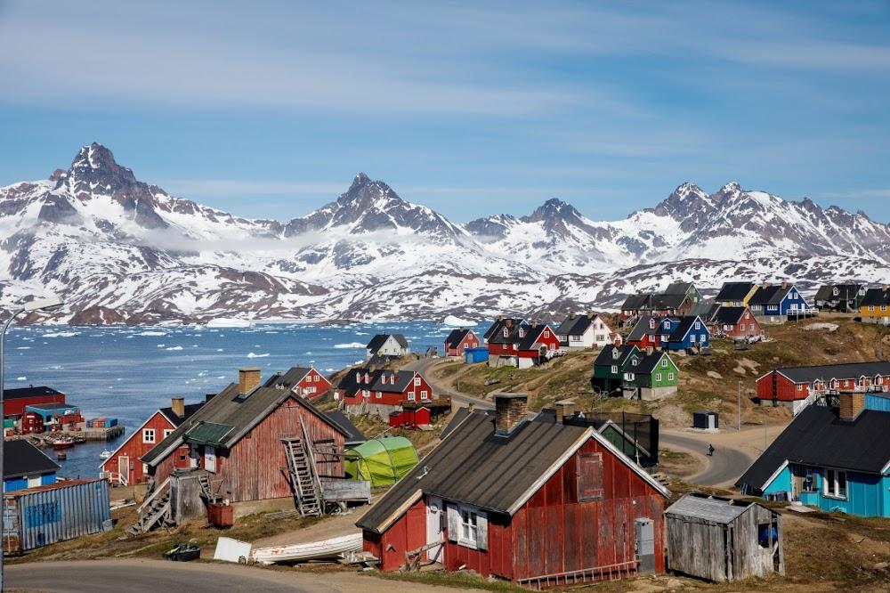 Die regte rede waarom Donald Trump Groenland wil hê