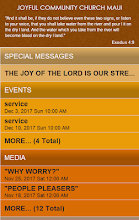 Joyful CC Maui screenshot thumbnail