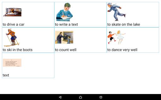 Rainbow English 3 класс Словарь 3 часть screenshot 17
