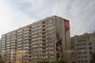 Photo: Street art - Obey ( Shepard Fairey)  -Paris Ve - 93 rue Jeanne d'Arc