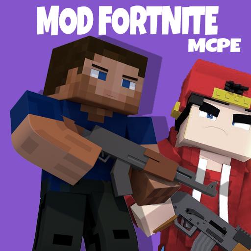 Mod Of Fortnite For MCPE