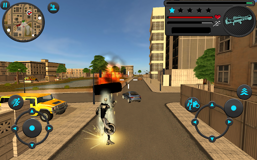 Robot Moto Revenge for PC