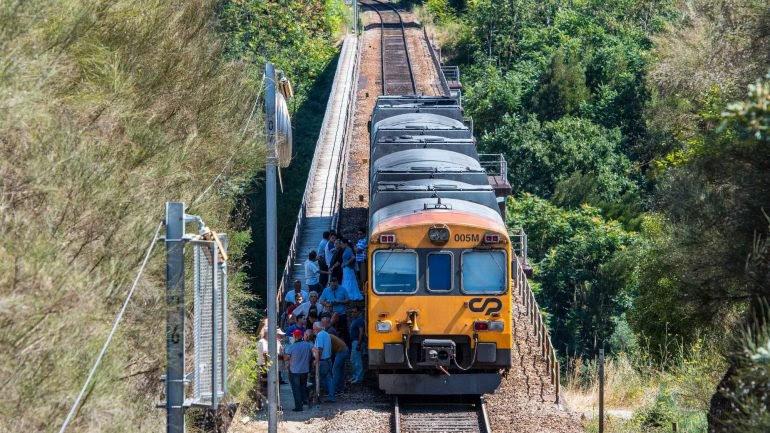 A partir de 26 de novembro suspensão temporária da circulação entre Caíde e Marco de Canaveses
