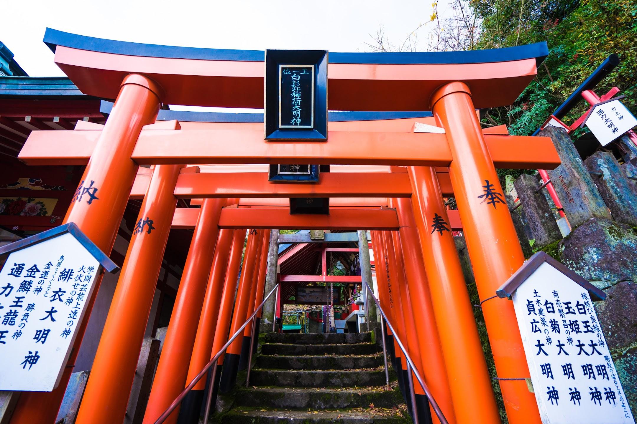 熊本城稲荷神社4
