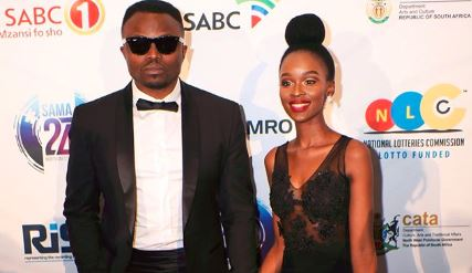 Tresor was accompanied by Dr Langa Mngoma to the Samas.
