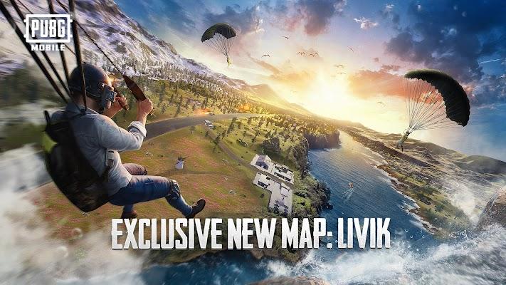 PUBG Mobile NEW MAP LIVIK Screenshot Image