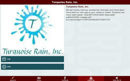 玩免費購物APP|下載Turquoise Rain, Inc. app不用錢|硬是要APP