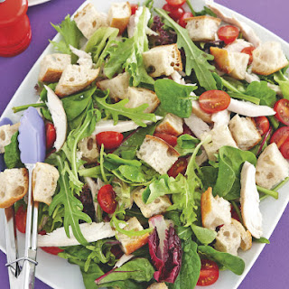 Chicken and Bread Salad