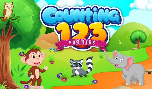 Counting 123 For Kids- screenshot thumbnail