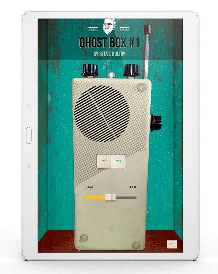 Joe's Ghost Box #1- screenshot