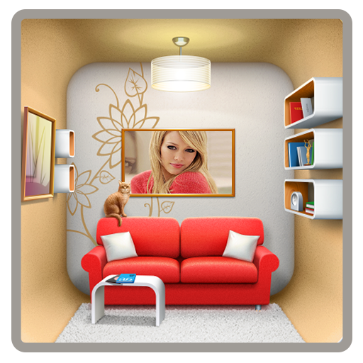 Interior Frames Photo Maker +