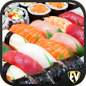Japanese Food Recipes Offline, Cookbook, Cuisine icon