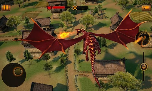 Warrior Dragon 2016 Screenshot