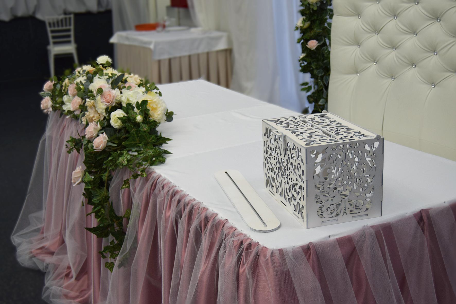 Свадебная флористика Santini в Уфе