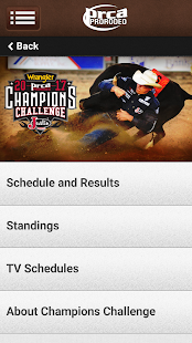 PRCA ProRodeo- screenshot thumbnail