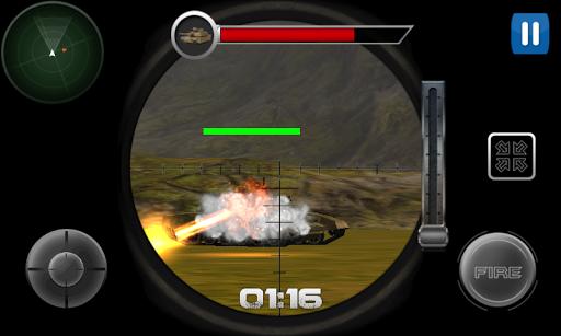 現代の戦車ストライカー3D