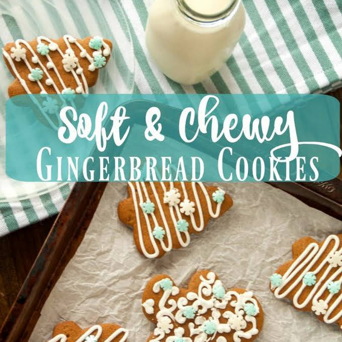 10 Best Gingerbread Cookies With Fresh Ginger Recipes