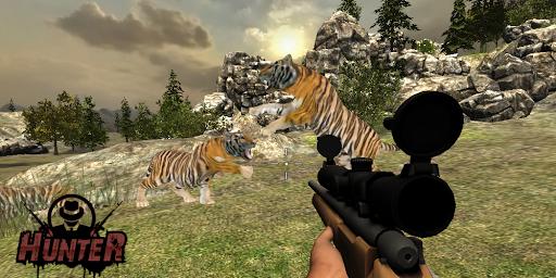 ハンターシミュレータ:タイガー