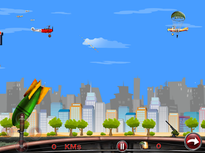Red Barron screenshot 8