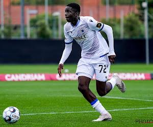 Le Club de Bruges sans Vormer et sans Mbamba à Charleroi