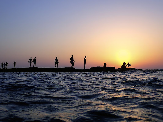 Ogni mare ha un'altra riva... arriverò!!