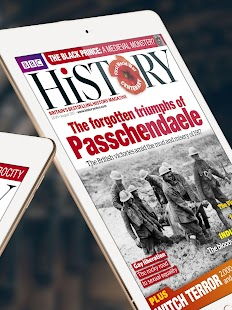 BBC History Magazine- screenshot thumbnail