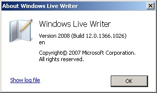 windowslivewriter2008