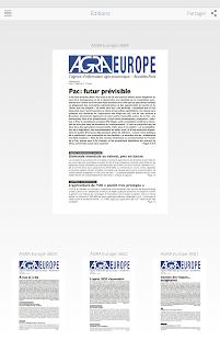 Agra Europe - náhled