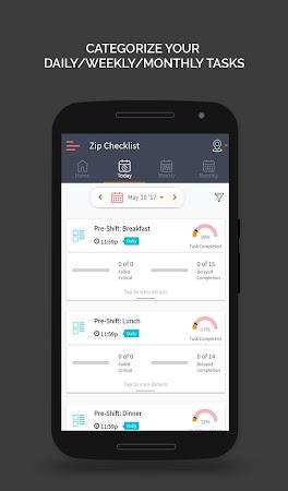 Zip Checklist 3.1 screenshot 2088052