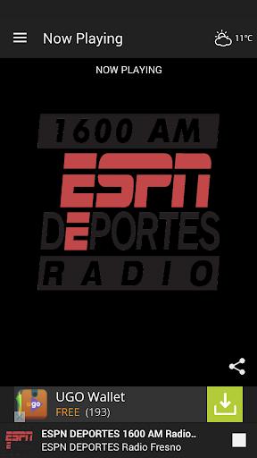 ESPN DEPORTES Radio Fresno