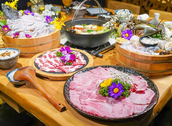 老饕帶路低調美食~頂級和牛活體海鮮鍋物! facebook 4.9分評價平日也爆滿-暮藏和牛鍋物
