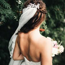 Wedding photographer Artem Kabanec (artemkabanets). Photo of 13.09.2017